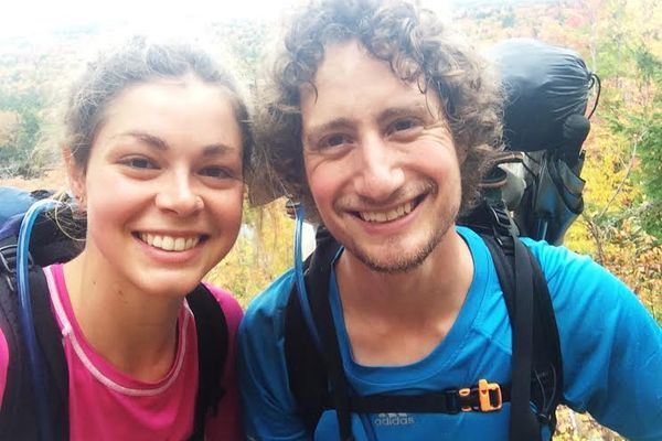 Faces of the Appalachian Trail, 2014: Katherine Denemark