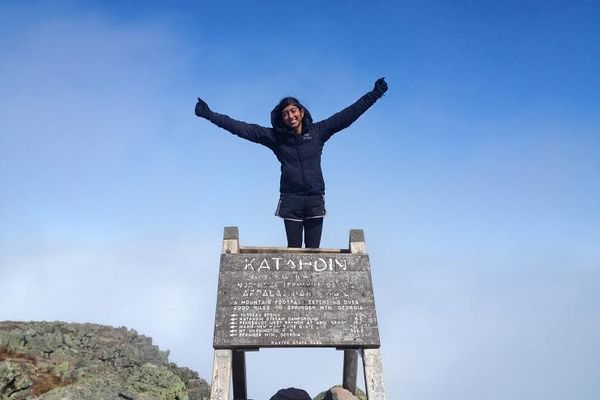 Faces of the Appalachian Trail, 2014: Neha Khurana