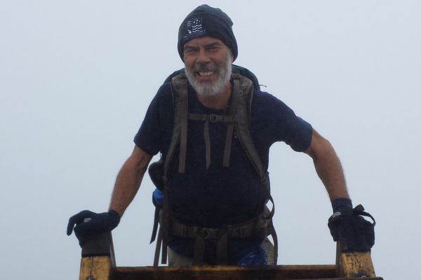 Faces of the Appalachian Trail, 2014: Steve Adams