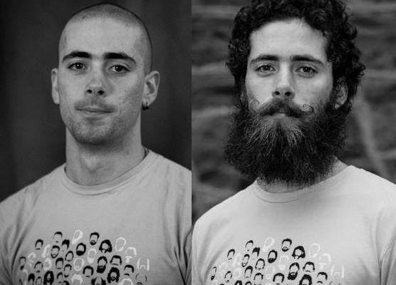 Faces of the Appalachian Trail, 2014: Zachary Zukas