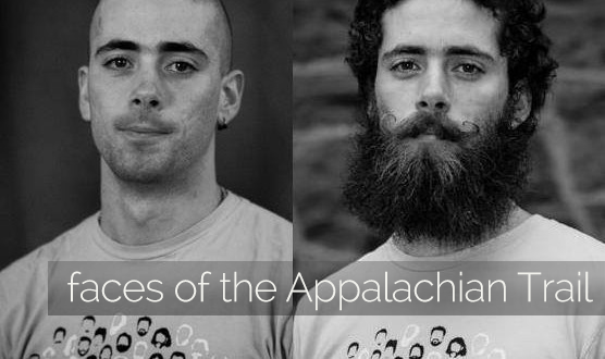 Faces of the Appalachian Trail, 2014: Before & After