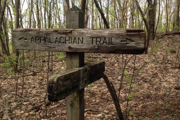 The First Few Days on the Appalachian Trail