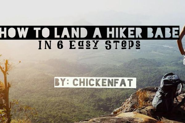 How to Land a Hiker Babe