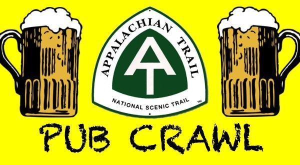 The Appalachian Trail Pub Crawl