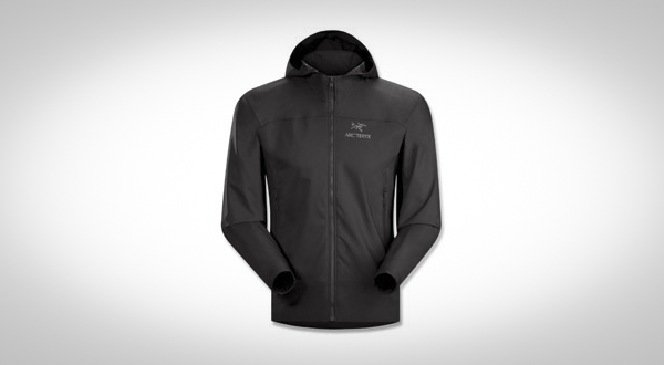 Gear Review: Arc'teryx Tenquille Hoody Softshell Jacket