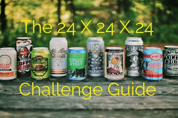 A Guide to the 24 X 24 X 24 Challenge