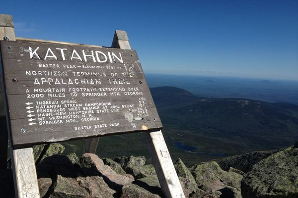 Speed Records on the Appalachian Trail