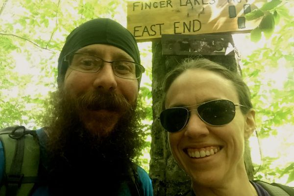 Down with the Sickness – An Update from the Finger Lakes Trail