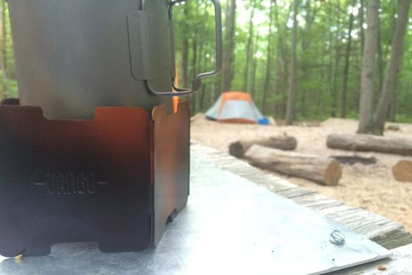 Gear Review: Vargo Triad Alcohol Stoves