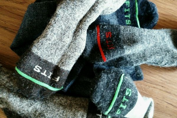 The Holy Grail of all Socks: FITS (Plus Some Other Useful Tips for Your Feet)