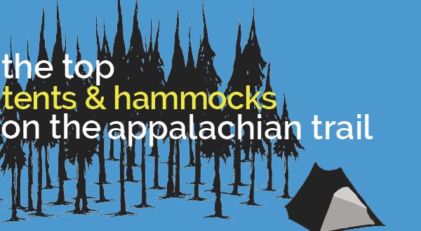 By the Numbers: The Top Shelters on the Appalachian Trail