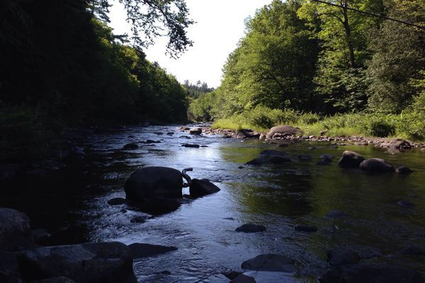 Baptism Through Fire-100 Mile-Wilderness