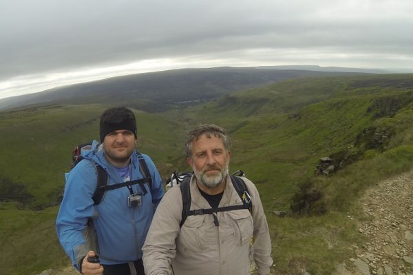Hiking the Pennine Way – England
