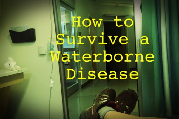How to Survive Waterborne Diseases on the Appalachian Trail