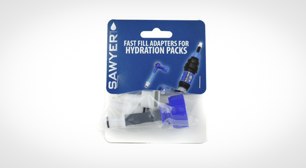Gear Review: Sawyer's Fast Fill Hydration Pack Adapter