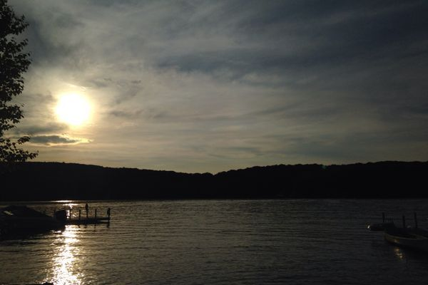Getting Over the Hump: Peekskill, NY to North Adams, MA