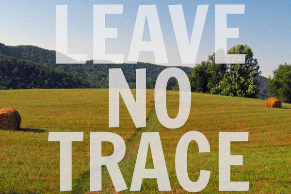 Leave No Trace on the Appalachian Trail