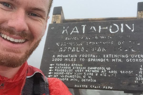 What led me to attempt the unsupported Appalachian Trail record