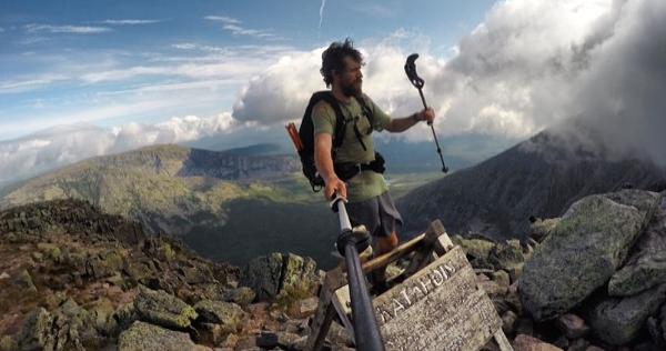 Hip Hip Hooray! Appalachian Trail Thru-Hikers! [Week of 8.21.15]