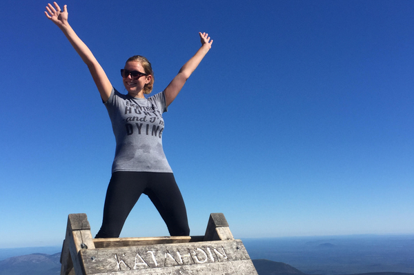 Lucky Week 7! Appalachian Trail Thru Hikers [Week of 9.25.15]