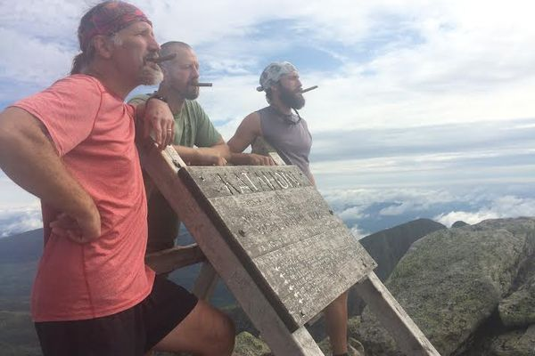 More & More: Week Number 4! Appalachian Trail Thru-Hikers! [Week of 9.4.15]