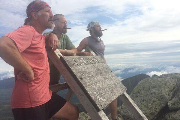 More & More: Week Number 4! Appalachian Trail Thru-Hikers! [Week of 9.4.15]