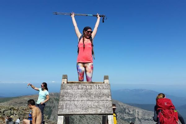 High Five Friday for the Week 5 Appalachian Trail Thru Hikers [Week of 9.11.15]