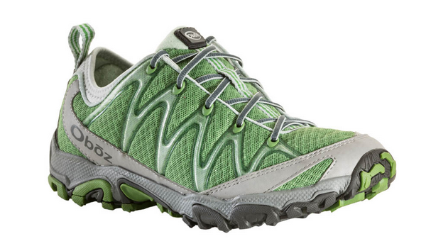 Gear Review: Oboz Emerald Peak Trailsport Shoe