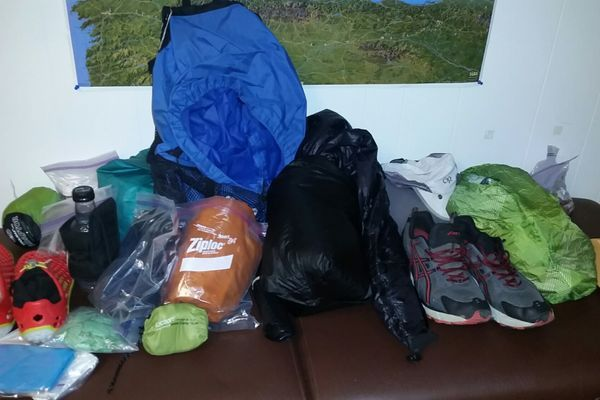 Gear for the Camino