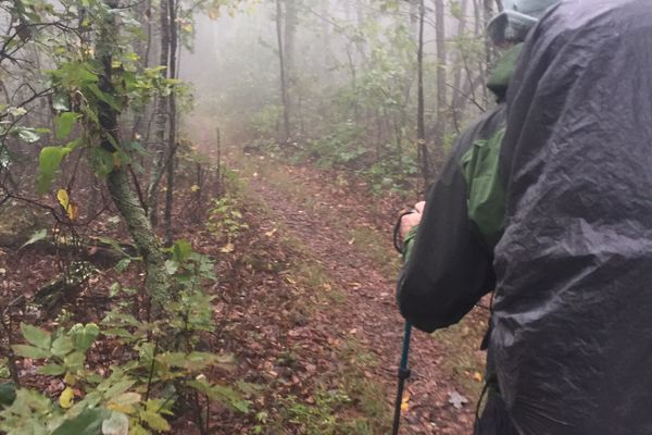 Shenandoah National Park – and Hurricane Joaquin
