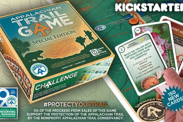 GA-ME On! Play and Learn Leave No Trace Principles on the AT