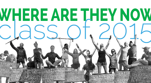 Whatever Happened To: Appalachian Trail Class of 2015 Edition