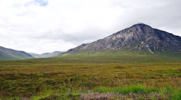 Hiking Scotland's West Highland Way