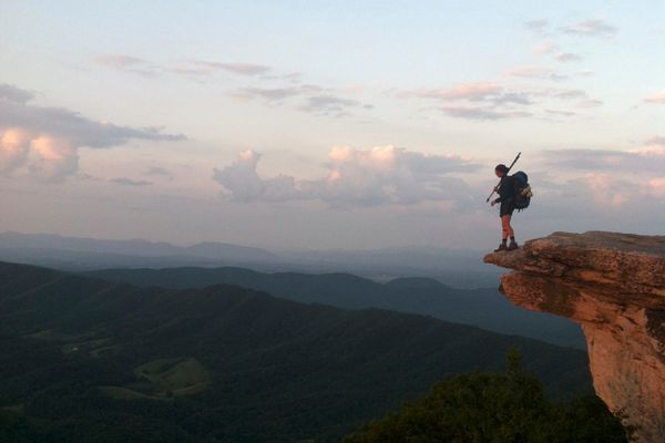 Gaining Perspective on the Appalachian Trail