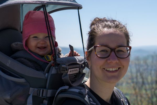 40 Days on the AT with a Baby Part I: Pre-Trail Planning