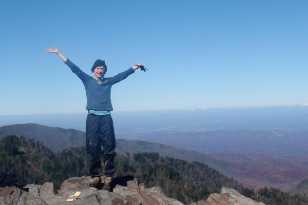 How I became a Badass woman solo hiker when nothing about me was badass