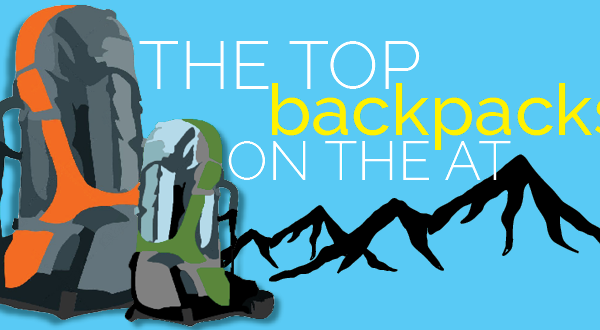 By the Numbers: Backpacks on the Appalachian Trail