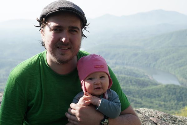 40 Days on the AT with a Baby, Part II: On the Trail
