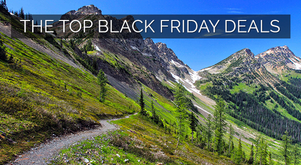 The Best Black Friday Deals for Hiking and Backpacking