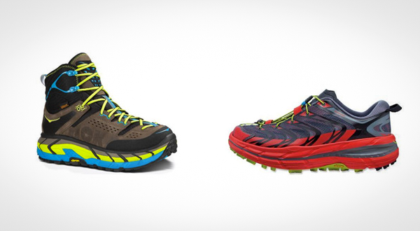 Gear Review: Hoka One One Speedgoat and Tor Ultra Hi