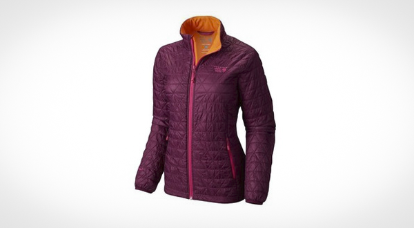 Gear Review: Mountain Hardwear Women's Micro Thermostatic Jacket
