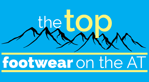 By the Numbers: What Footwear 2015 Thru-Hikers Wore on the Appalachian Trail