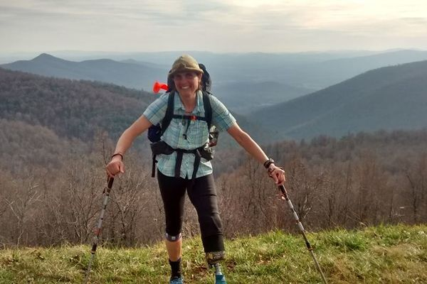 Niki Rellon Writes History on the Appalachian Trail