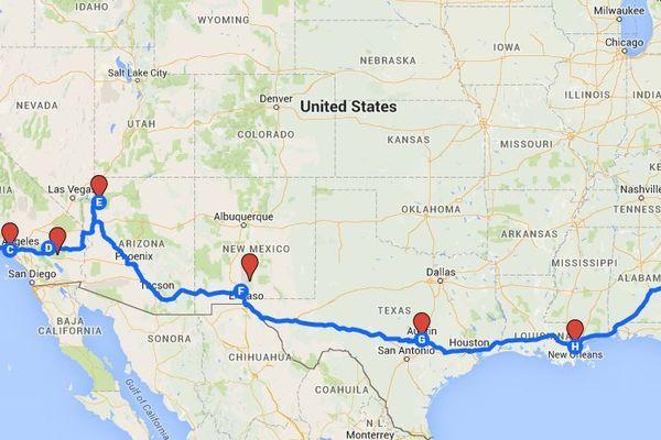 Road Trip to the Appalachian Trail