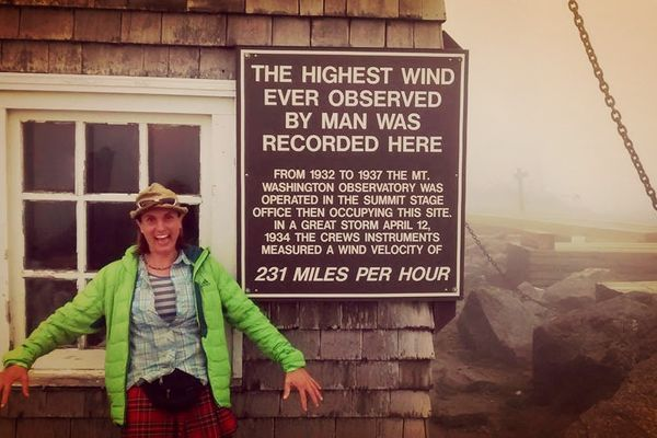 "The Appalachian Trail's ""Bionic Woman"": An Interview With Niki Rellon"