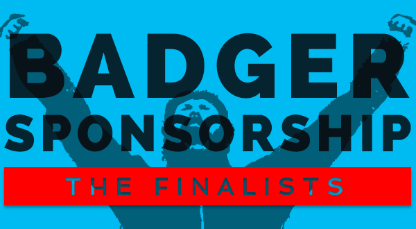 The 2016 Badger Sponsorship Finalists: Vote For Your Favorite