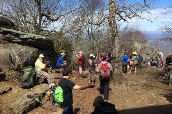 Alternative Thru-Hikes on the Appalachian Trail