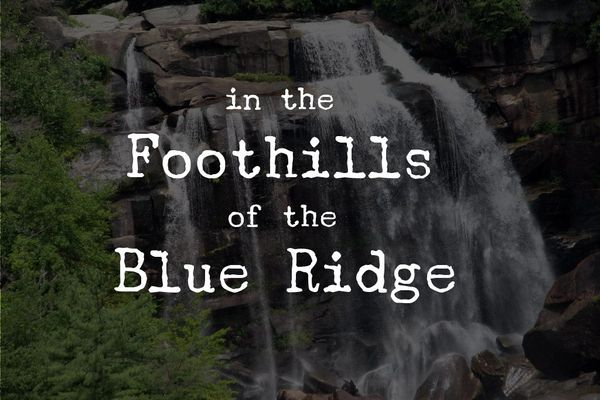 Exploring the Carolinas' Foothills Trail