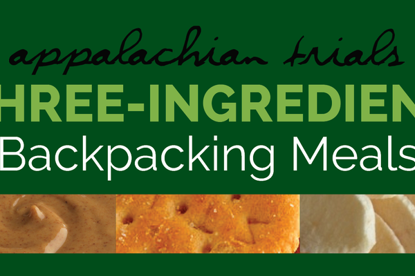 Three-Ingredient Backpacking Meals