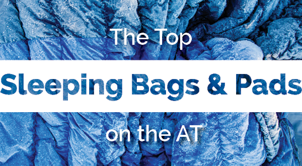 By the Numbers: Sleeping Pads on the Appalachian Trail